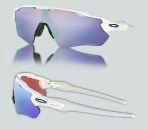 New Oakley OO 9208 RADAR EV PATH 920847 Polished White Sunglasses ... 3d778a5358
