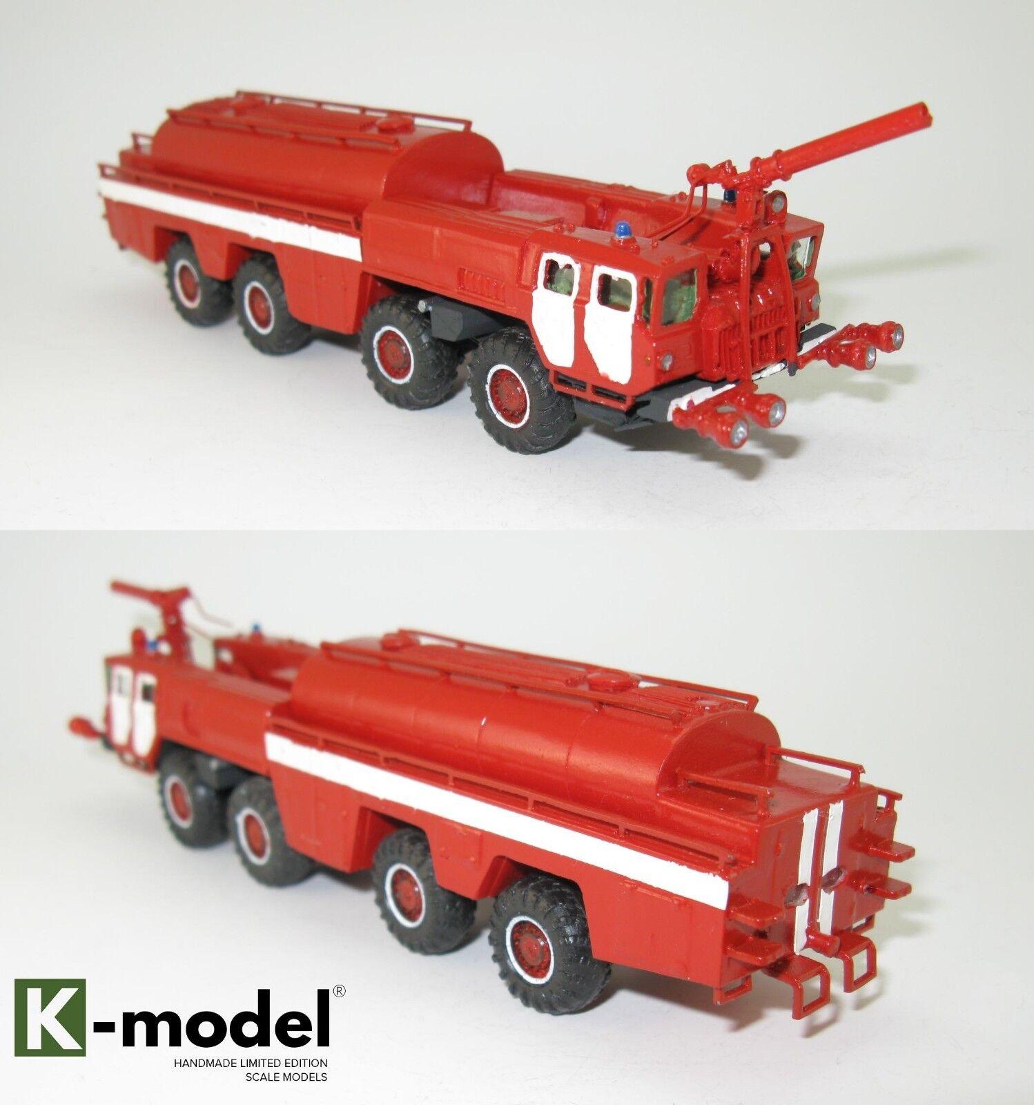Maz-543 aa-60 (543) -160 pesado flughafenlöschfahrzeug urss - 1 87 ho nuevo