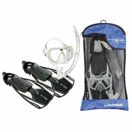 Aqualung Flexar Travel Snorkelling Set XS Only