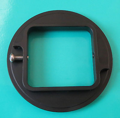 A Pair of High Quality 52mm and 58mm Filter Adaptor for GoPro 3+ Cameras, NEW