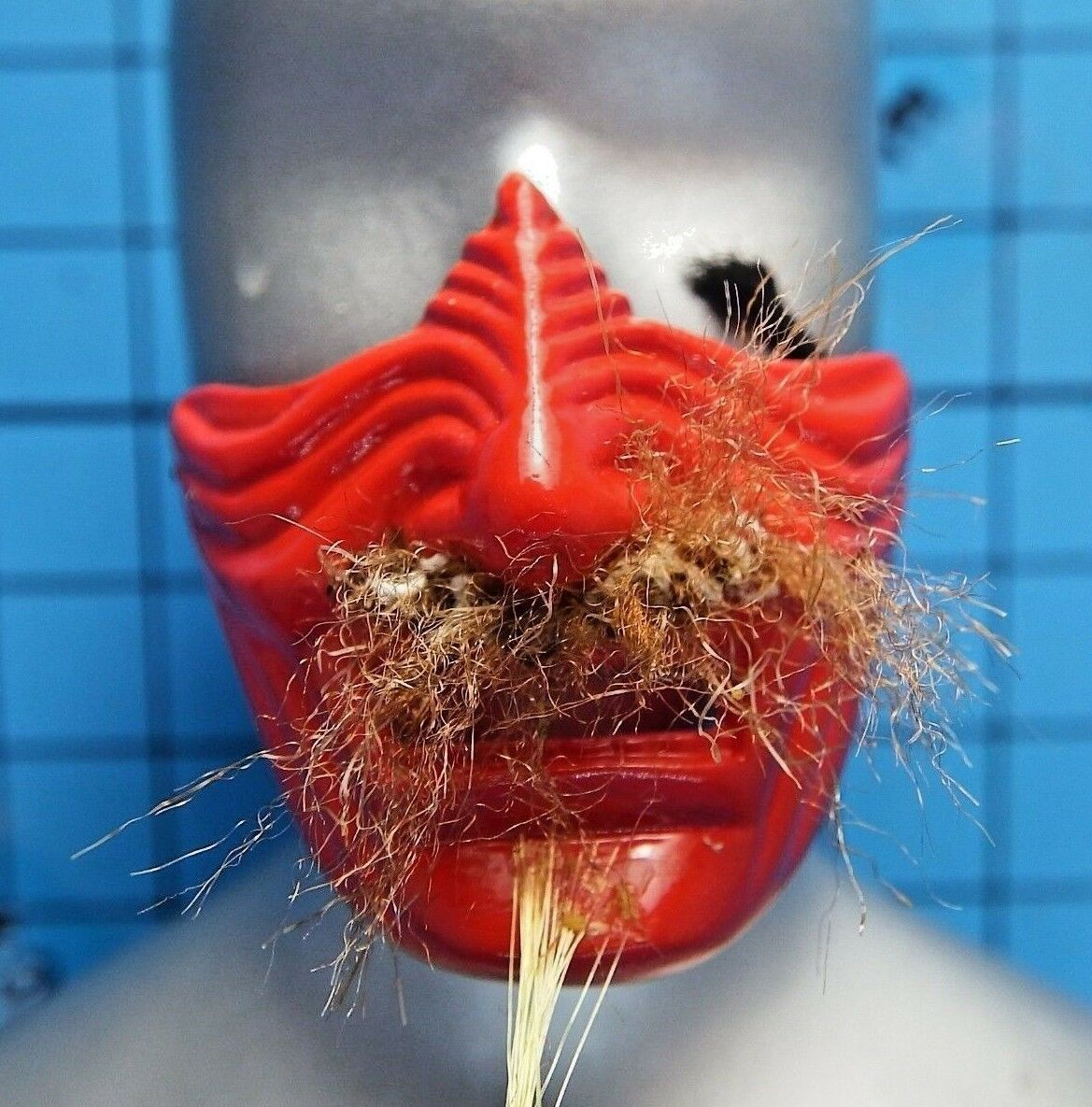 Dem internationalen bis 6 德川家康 ehrwürdiger tokugawa ieyasu samurai - bild - maske