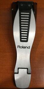 Amical Roland Fd-8 Hi Hat Contrôleur Pédale-afficher Le Titre D'origine Pratique Pour Cuire