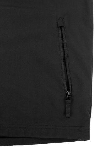 CAT Caterpillar Capstone Hooded Soft Shell Jacket Mens Water Resistant Work Coat