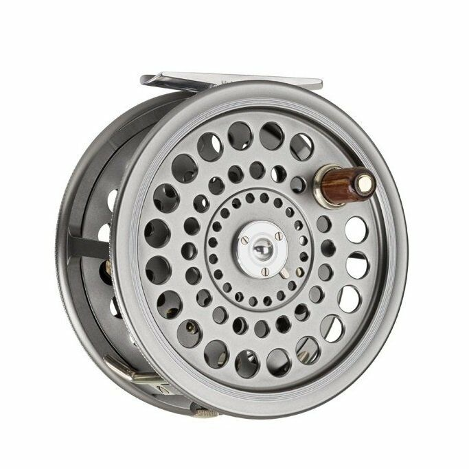 Hardy Duchess 2 34 Fly Reel  NEW  Free Line