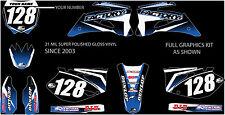 Yamaha  YZ450F  YZF450   Full Graphic kit  YEAR 2010 2011 2012 2013