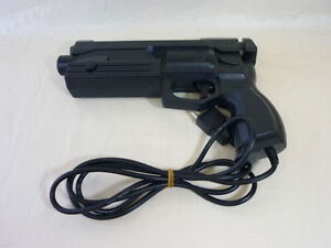 Sega-Saturn-GUN-CONTROLLER-Virtua-Cop-HSS-0122-Import-JAPAN-Video-Game-ss