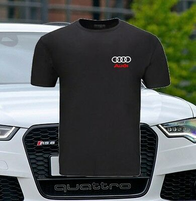 Audi Quattro S Line Performance Fun T Shirt , S, M, L , XL, XXL