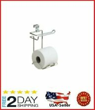 2 pc Toilet Paper Holder SPOOL Replacement Tissue Roll Spindle Spring Insert H92
