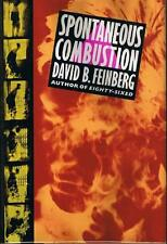 Spontaneous Combustion by David B. Feinberg (1991, Hardcover)