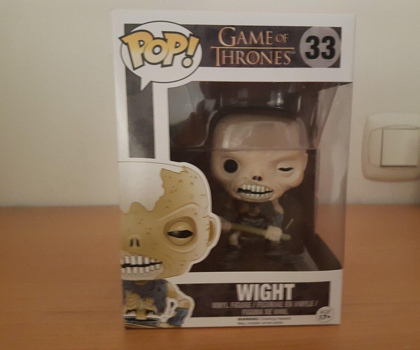 Pop    juego de tronos - Wight b415d9