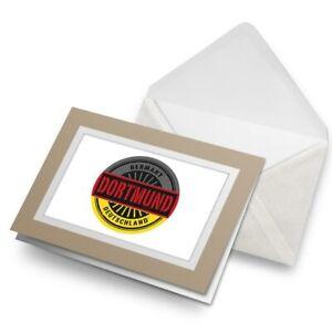Greetings-Card-Biege-Dortmund-Germany-Deutschland-6018