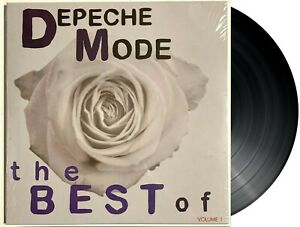 Depeche Mode - The Best of [3LP Box-Set] LP Vinyl Record Album [in-shrink]
