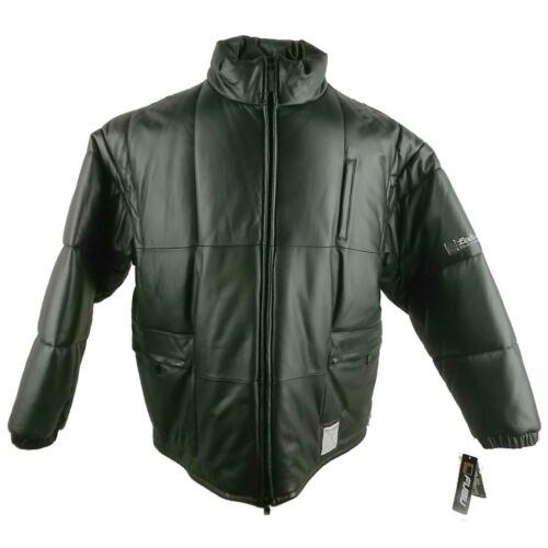 Pf 8014 Fubu Edition Limited Bubble Leather Jacket Platinum 6a1gIq6