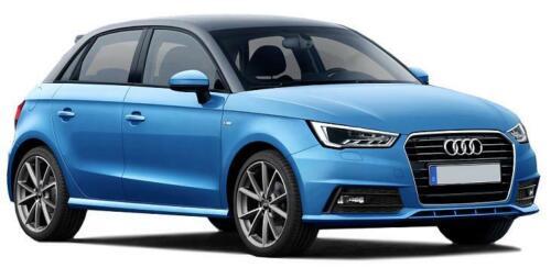 Audi A1 dal 07.2014/> Calotta Dx Passeggero con Primer x Specchietto Retrovisore