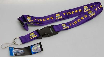 1-Inch NCAA Memphis Tigers Lanyard with Detachable Buckle