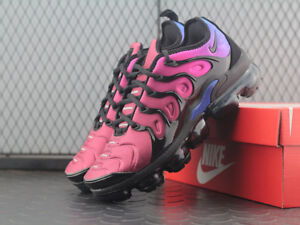 new concept ad67f b7717 Details about NEW Nike Air VaporMax Plus Womens Hyper Violet AO4550-001 EU  36-39