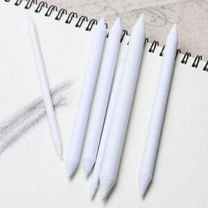 Blending-Smudge-Stump-Stick-Tortillon-Art-Charcoal-Pastel-Pencil-6Pcs-Set