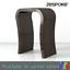 Retro-Designer-Hallway-Coffee-Side-Table-Bedside-Console-Slim-Gloss-Modern-Hall