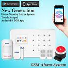 KERUI G18 Wireless SMS GSM Home Alarm Security Burglar Intruder System Siren