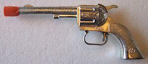 Vintage Small Diecast Kilgore Pal Cap Gun Toy Made In USA