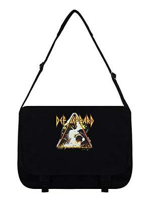 Def Leppard Borsa Bag Messenger Official Merchandise Ultimi Design Diversificati
