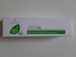 LR Aloe Vera Zahngel Tooth Gel Zahnpasta ohne Flourid-neu-  - LR Aloe Vera Zahngel Tooth Gel Zahnpasta ohne Flourid-neu-