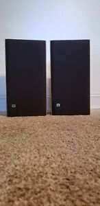 Jbl-2600-Speakers-NEW-IN-BOX-Consecutive-serial-numbers