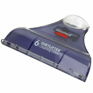 GENUINE BISSELL DIRT LIFTER CARPET CLEANER REMOVABLE FRONT BASE NOZZLE 2030000