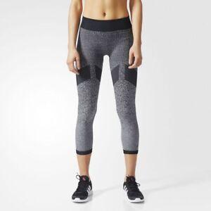 Trois Taille couture 09 Adidas Collant quarts Xl sans Kk Gris Lf170 wP8n0XOk