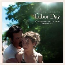 LABOR DAY SOUNDTRACK PROM0 MUSIC FROM THE MOTION PICTURE SEALED DIGIPACK