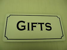 GIFTS Vintage Style Metal Tin Sign 4 Collector General Store Toy Shop