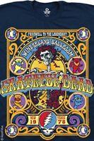 Grateful Dead-closing Of Winterland Ballroom-farewell-t Shirt M-l-xl-xxl Garcia