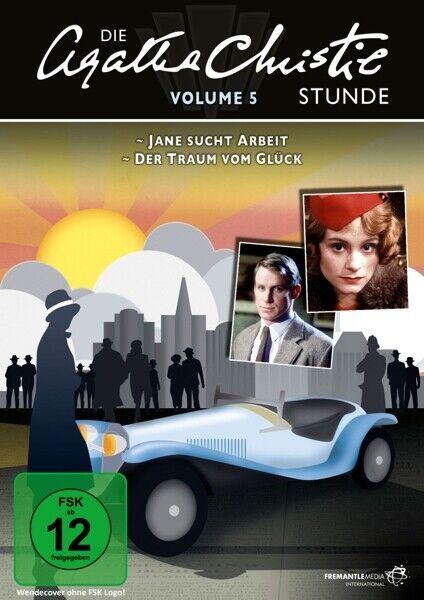 AGATHA CHRISTIE: DIE AGATHA CHRISTIE STUNDE Vol.5   DVD NEUF