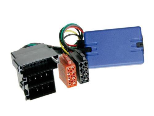LFB adaptador Conexión volante radio para peugeot 306 1998-2002 Alpine