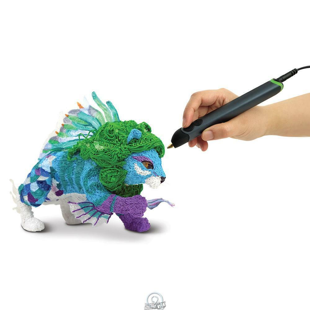 3Doodler The 3D Printing Pen Pen Pen Version Create-001 6' Long AC Cord Comfort Grip 70a4f1