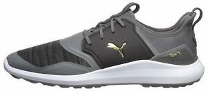 Puma-Mens-192225-Fabric-Low-Top-Lace-Up-Running-Sneaker-Black-Size-13-0-lpT1