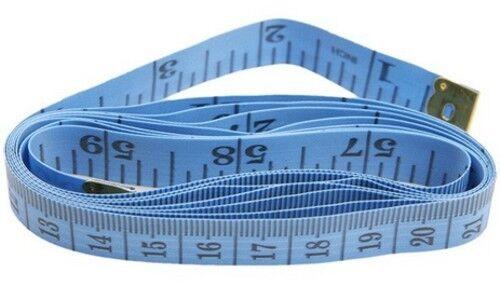 Bandmaß Maßband 1,5 Meter Schneidermaßband Messband cm und inch