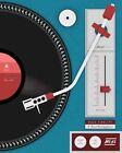 Hi-fi Recordings Journal 9781452113241 Chronicle Books 2013 Notebook