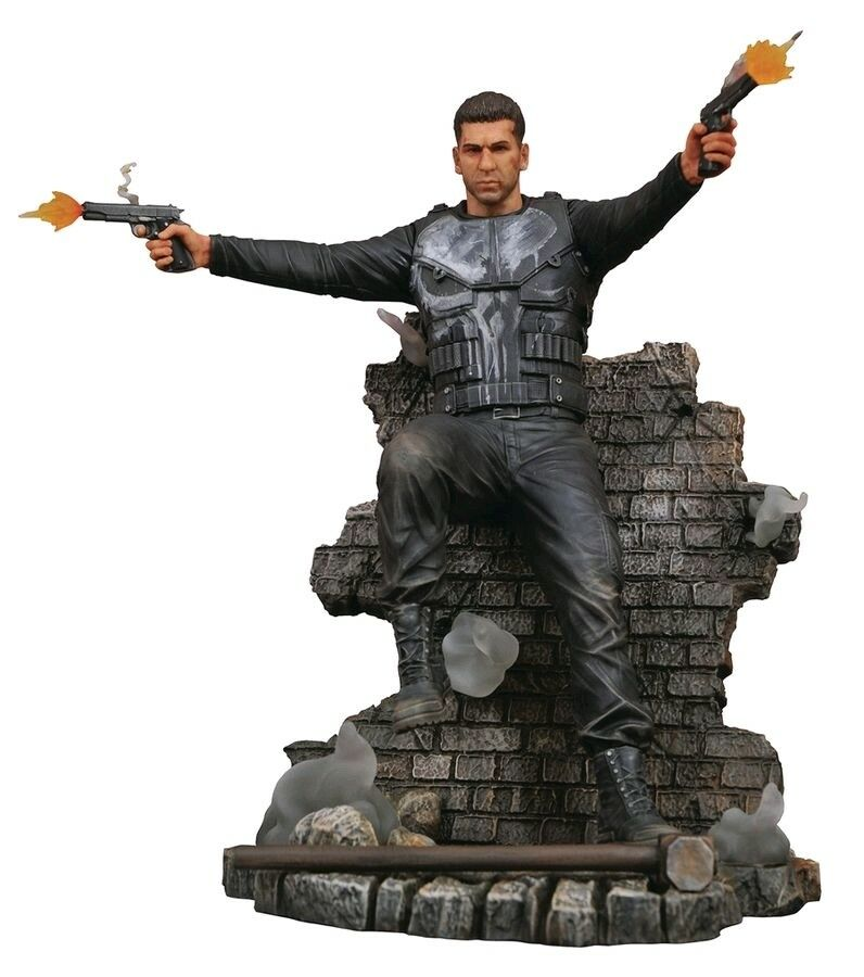 Punisher - Punisher Netflix PVC Gallery Statue