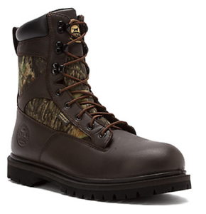 Red Wing Irish Setter Impact 8.5 WIDE Hunting Boots - Waterproof - 600g - 857