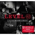Live from Metropolis Studios [DVD+CD] by Level 42 (DVD, Sep-2013, 2 Discs, Edsel (UK))
