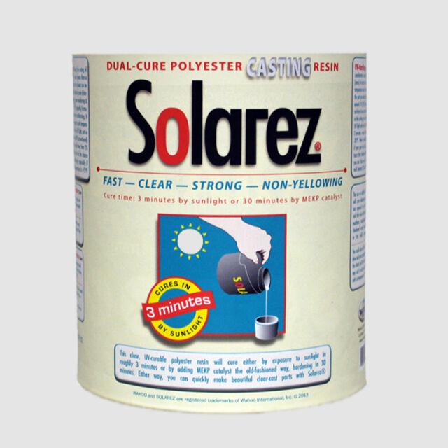 Solarez Clear Casting UV Resin Gallon