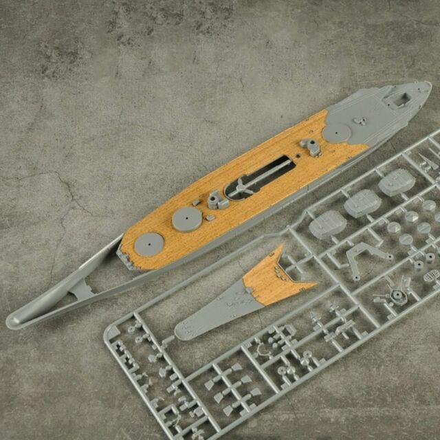 Wooden Deck for Tamiya 31113 1//700 IJN Battleship Yamato Model Kit for Fujimi