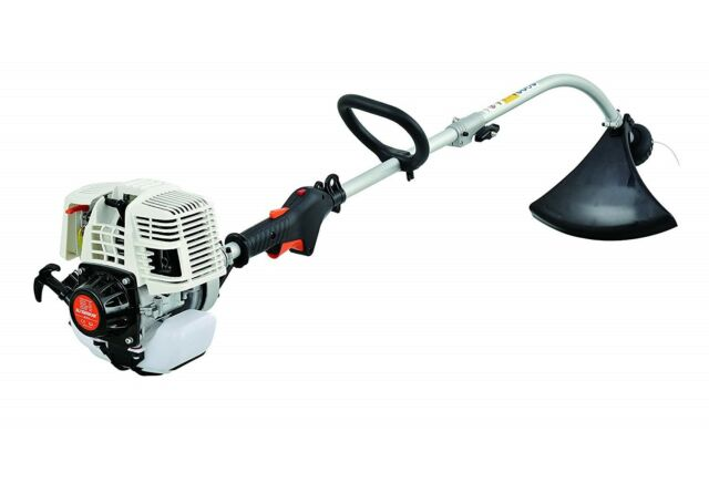 31cc Gas 4-Cycle Curve Shaft Attachment Capable Grass Trimmer