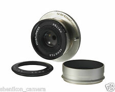 New Voigtlander HELIAR 40mm F2.8 Pancake VM-E Close Focus Mount Sony a7 a7R a7S