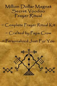 Million-Dollar-Magnet-Voodoo-Prayer-Ritual-Kit-Money-Cash-Turn-Around-Finance
