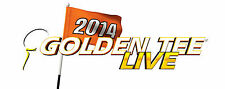 Golden Tee Live 2017 or Silver Strike X orPower Putt Live KIT ONLY Read B4 U BUY