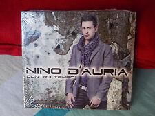 NINO D'AURIA  Contro tempo  CD  NUOVO