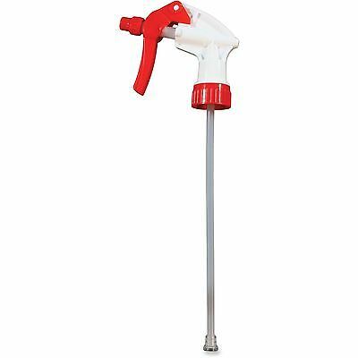Charitable Genuine Joe Trigger Sprayer Standard 28mm Cap 24/ct Red/white 85148 Kitchen, Dining & Bar