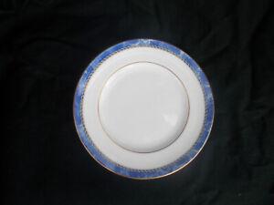 Royal Worcester Medici Azul. Lateral Plato Diámetro 153cm 16 CM